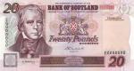 Bank of Scotland - £20 Tercentenary Series
