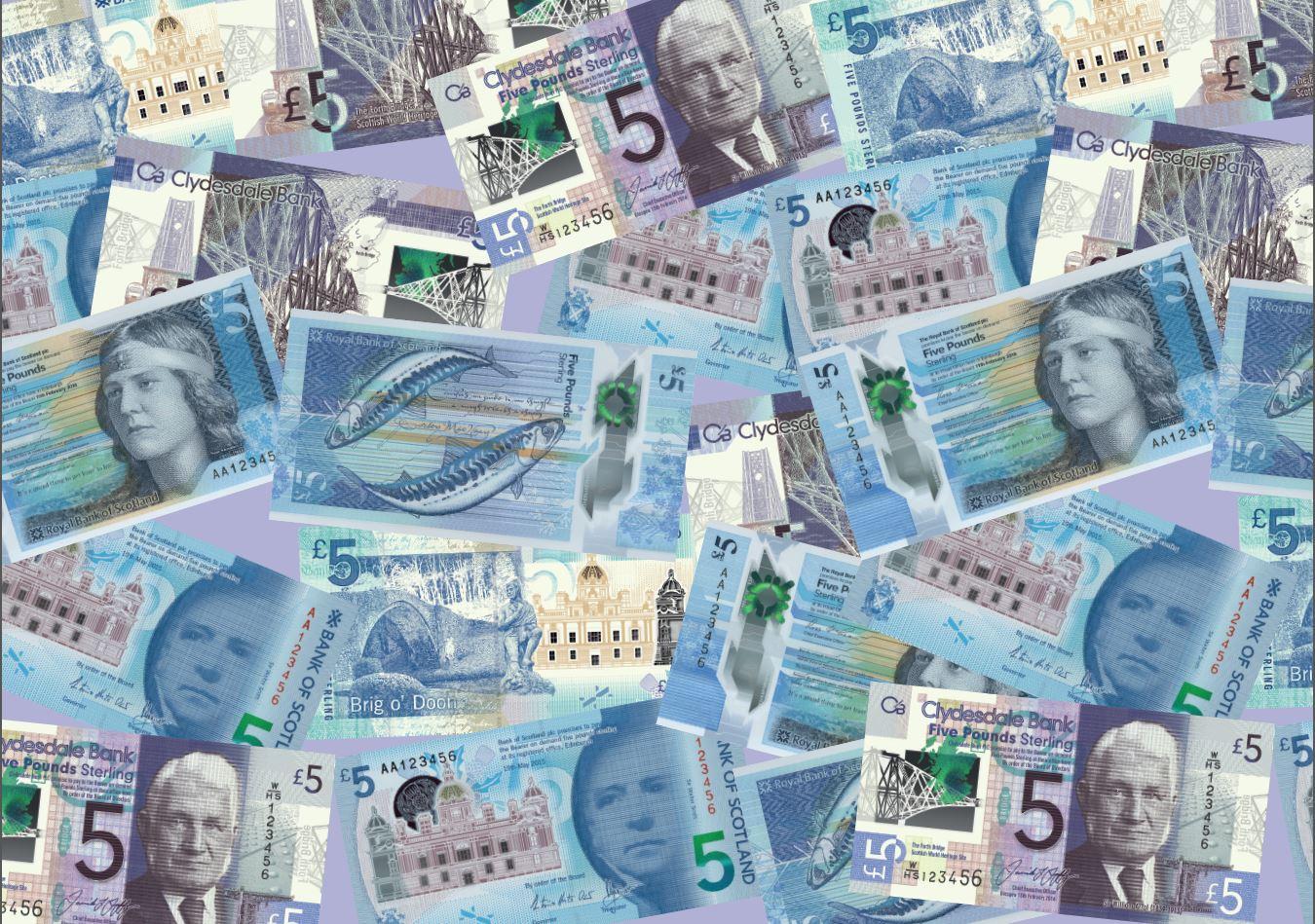 Scotland banknotes - Scotland paper money catalog and Scottish ...