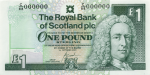 RBS Ilay Series £1